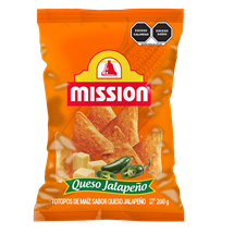 Mission® Queso Jalapeño 200g