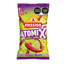 AtomiX® Chile Limón 62g