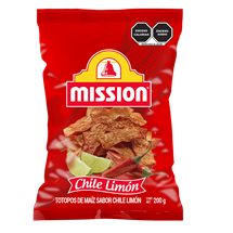 Mission® Chile Limón 200g